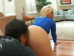 heels facesitting smothering blonde tight ass pornstar teasing big ass panties lingerie pussylicking pov doggystyle cumshot swallow dancing fingering big tits