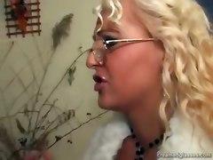 euro blonde office gangbang blowjob glasses cumshot bukkake reality whore stockings facial