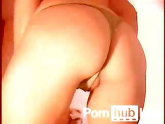 amateur homemade webcam solo teasing big tits natural panties ass rubbing fingering masturbation chubby hairy