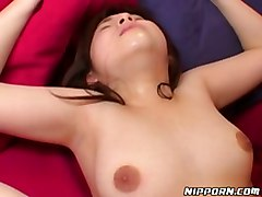  asian japanese toys vibrator hairy pussy hardcore