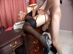  busty blonde reality deepthroat secretary glasses anal pornstar hungarian euro