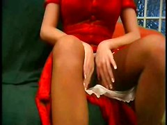 Amateur Blondes Masturbation
