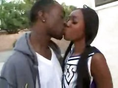 stockings black hardcore blowjob threesome pussylicking asslicking ebony cheerleader blackwoman pussyfucking cocksuckers