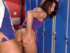 locker room screwing sucking teacher