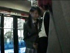 schoolgirl masturbation japanese