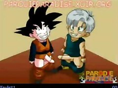 dragonball hentai incest episode chi chi teaches her son and trunks sex