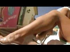 anal teen blonde outdoor creampie blowjob POV