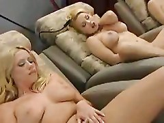 Lesbians Masturbation