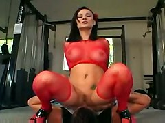 stockings pussy fishnet lingerie fetish cunnilingus oral femdom dominatrix facesitting smother muffdive