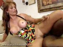 Interracial Hot Mature Mom Hardcore Pussy Fucked Tight Pornstar Babe Black Sex Sexy Shaved Pink