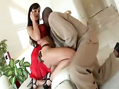 lisa ann brunette big ass milf interracia big tits