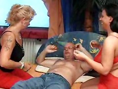 amateur homemade european german mature big tits hardcore threesome kissing blowjob riding rubbing bbw chubby doggystyle tattoo blonde brunette