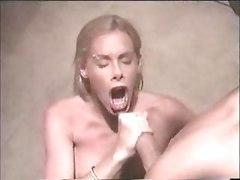 cumshot facial retro vintage blonde brunette interracial bukkake handjob blowjob lesbian compilation
