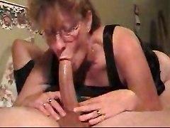 mature deep throat suck cock cum