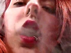 Smoking Fetish Redhead SexyOther Fetish Redhead
