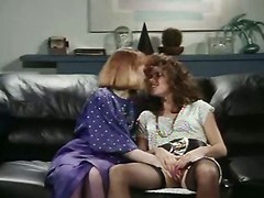 pussylicking european ass retro vintage anal toys strap on red head kissing rubbing pornstar lingerie panties hardcore brunette couch close up tight stockings doggystyle classic ass licking fingering office reality hairy lesbian