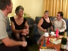 granny mature groupsex orgy
