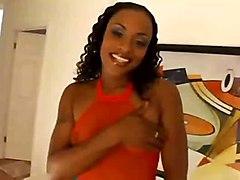 anal ebony hooker sandwiched