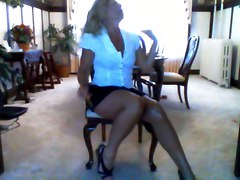big tits milf nipples teacher moaning masturbate secretary horny hard chair strip orgasm