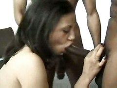 anal cumshot black blowjob ebony blackwoman pussyfucking