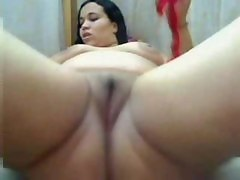 Amateur BBW Latin  Sex Toys