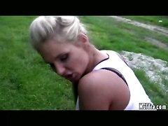 outdoors lesbians blowjob dick soccer