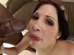 interracial cum cumshot facial fetish compilation