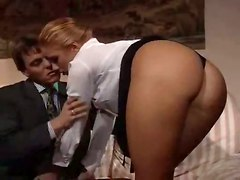Italian Maid Sucks For Tip