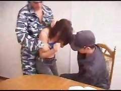 Russian policemen rapes schoolgirl who selling cocaine on the street