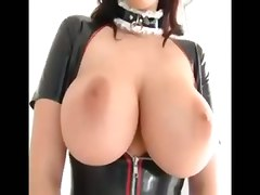 pornstar latex ass bdsm slave bondage brunette handjob pornstar fetish blindfold