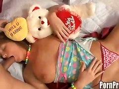 fucking sucking sleeping teen big dick pussy