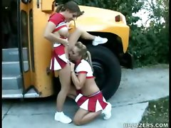 blowjob fuck hardcore cock suck dick orgy groupsex pornstar cheerleader party outdoor coed bus