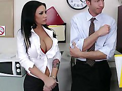 mini  mini skirt  skirt  brunette  dress  stylish  stockings  harder  aggressove  force  forced  from behind  desk  tattoo  office  at work  blowjob  hardcore  fuck  fucking  sex  scream  quality  anal  scream Mason Moore  Jordan Ash