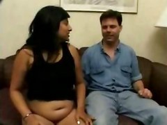 Indian Pregnant Bigboobs Babe Fucking With 2 Guys Part 1