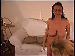 Busty Femdom Tits British