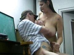 mom big tits pussy milf fucking blowjob