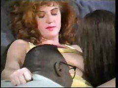 retro vintage groupsex reality threesome couch interracial red head panties lingerie kissing pussylicking big tits blowjob deepthroat hardcore riding doggystyle facial cumshot pu