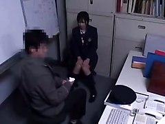 sex teen blowjob schoolgirl asian voyeur abuse chikan