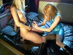 Homemade Video Of Lesbian Girl With Strapon