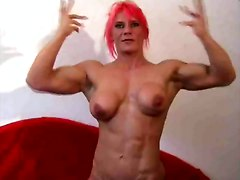 Nicole Savage Lesbian Hot Fbb Muscle Woman Bodybuilder Huge ClitLesbian Other Fetish Extreme Bizarre