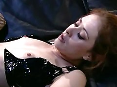 Anal Redheads Stockings