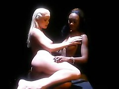 Black and Ebony Blondes Pornstars