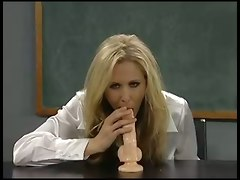 julia ann blonde blowjob dildo oral sex