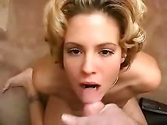 Blondes Blowjobs Cumshots Facials