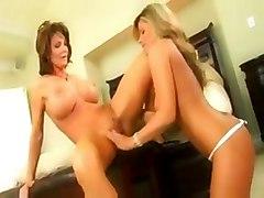 lesbian porn star
