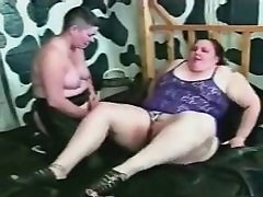 BBW Hairy Lesbians