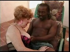 Interracial Matures Stockings Grannies