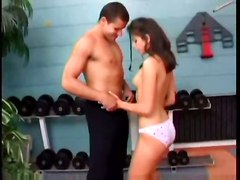 anal creampie blowjob threesome asstomouth pussyfucking gym cocksuckers