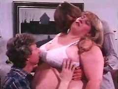 vintage blonde threesome bbw fat blowjob
