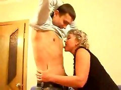Seduced By An Excited Cougar   hot milf